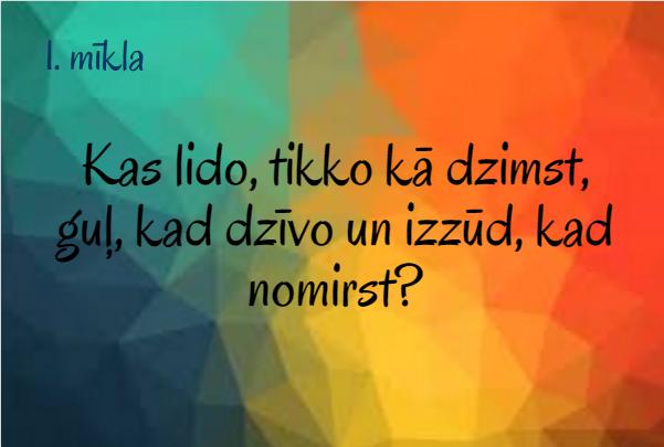 1. mikla