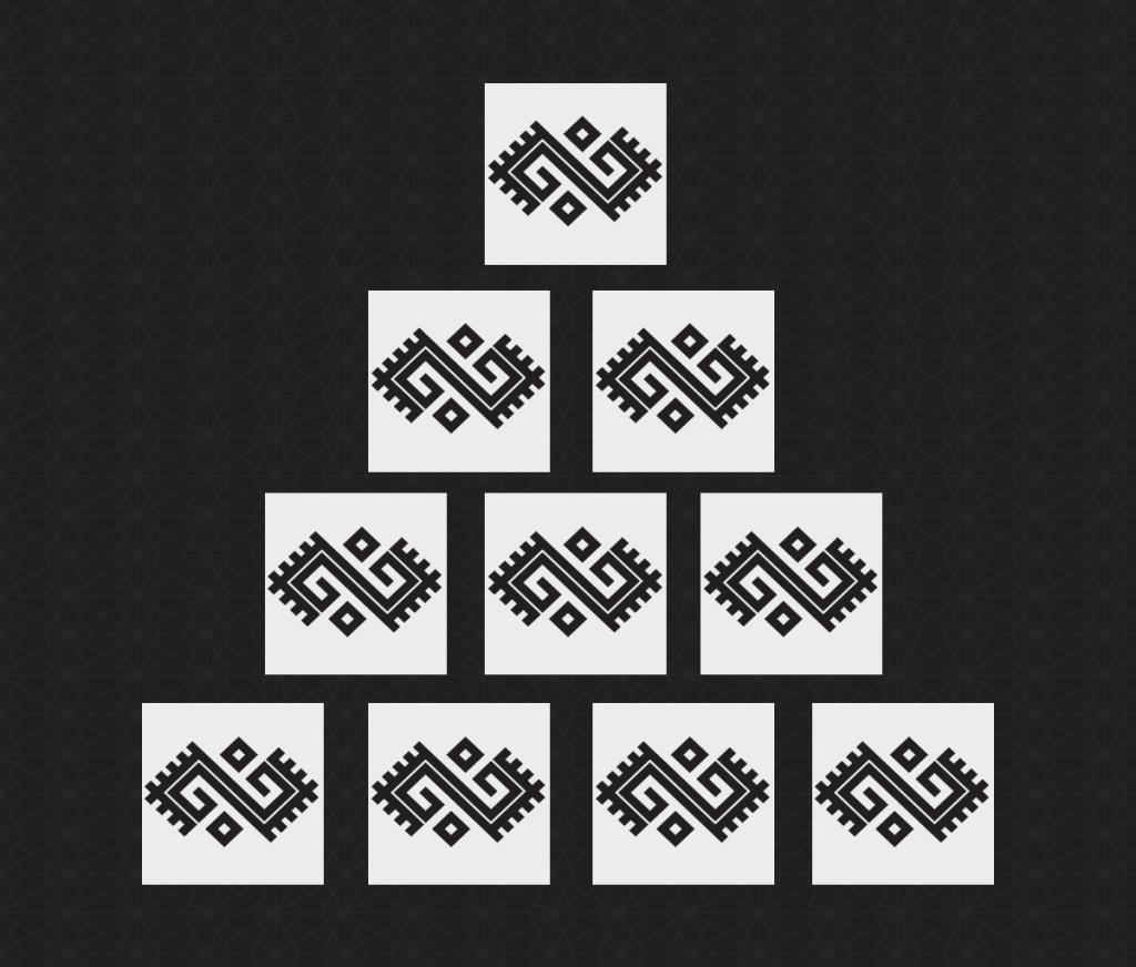 3 kvadratu parvietosana
