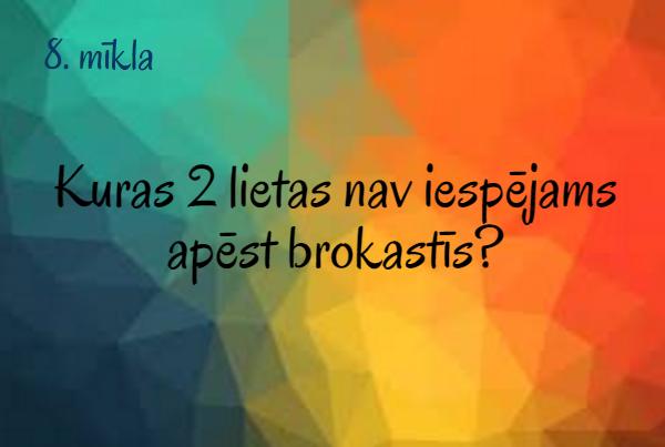 8. mikla