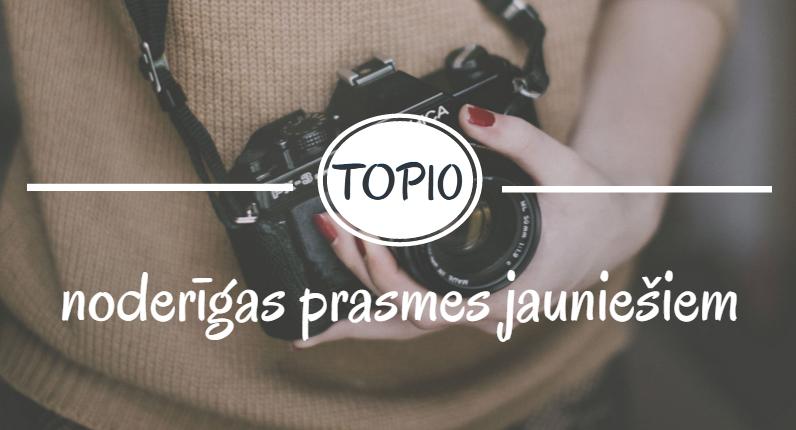 TOP10 prasmes