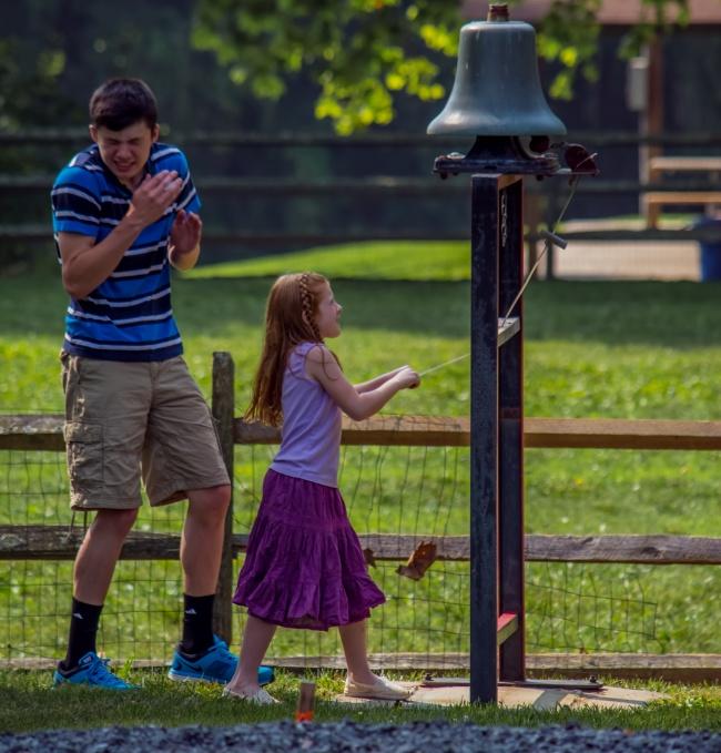 Ja Tev ir jaunāks brālis, māsa, mācīca, brālēns - atrodi laiku arī viņiem - @Flickr