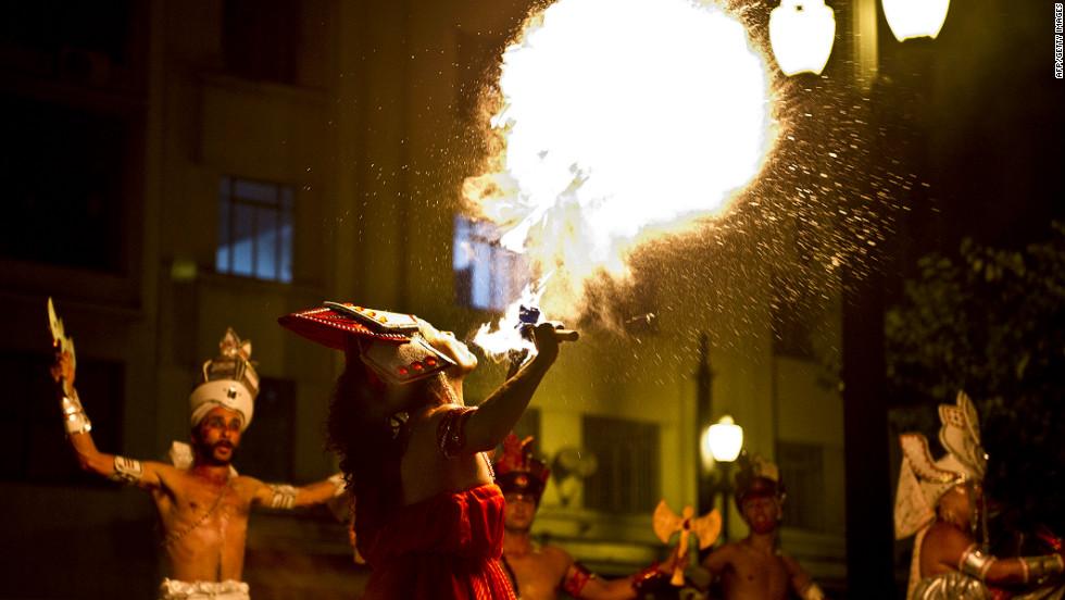 Vismaz reizi dzīvē izbaudi karnevālu - esiveiksmigs.lv - @Shasta Darlington